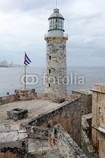 El Morro fortress with the city of Havana in the background 102207651