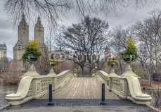 Bow bridge 105216189