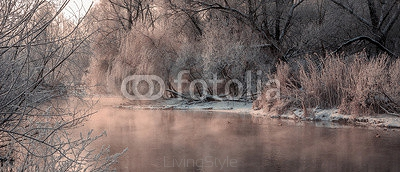 fantastic winter landscape 103429264