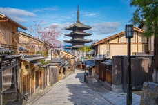 street view of Kyoto City 107636327