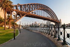 Sydney Harbour Bridge At Sunrise 55652778