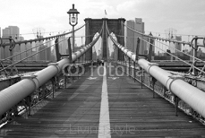 Brooklyn Bridge in New York City, USA. 70876771