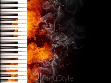 Piano Keyboard 31562672