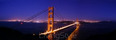 Golden Gate Bridge panorama 223601