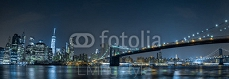 new york cityscape night view from brooklyn 98441998
