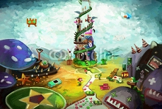 Game World - Illustration for your inner child 95082253