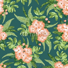 Seamless exotic pattern. 81284432