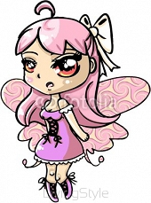 Pink fairy 50229954
