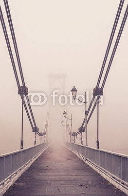 The bridge in the fog 101237227