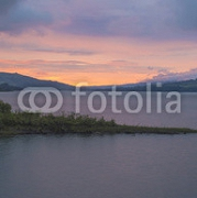 Great Sunset In Costa Rica 98319569
