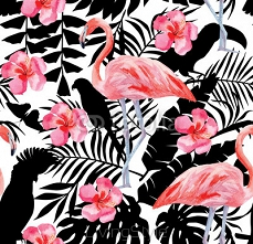 flamingo pattern 85149538